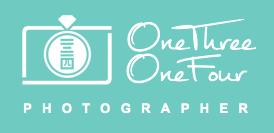 OneThreeOneFour Photographer Badge